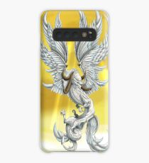 Hraesvelgr of Final Fantasy XIV Case/Skin for Samsung Galaxy