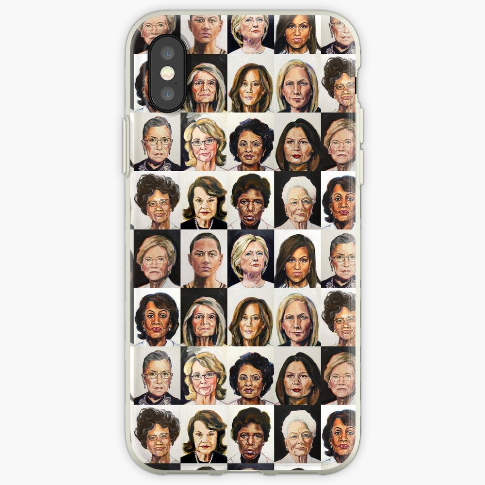 Sheroes iPhone Cases & Covers