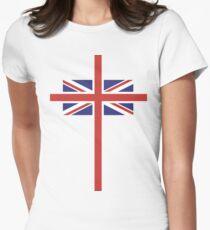 great britian Women's Fitted T-Shirt