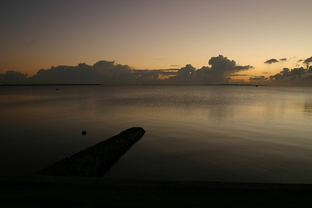 Sunrise Wynnum. Queensland by kerryedward