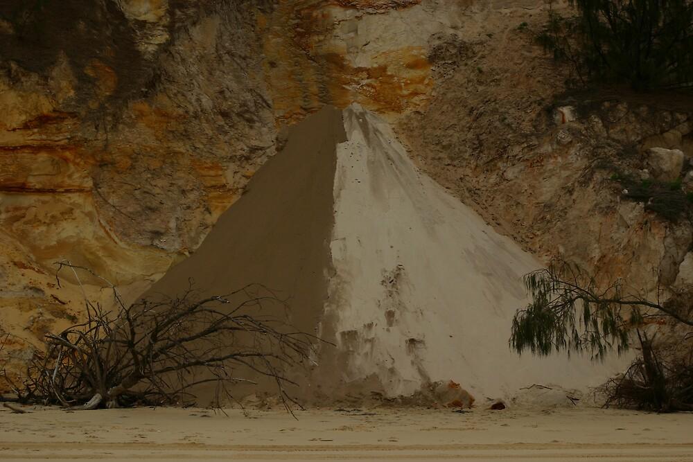 Sand patterns by kerryedward