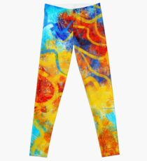 Extremophiles Leggings