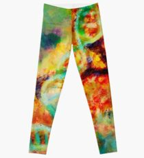 Double stranded decay Leggings