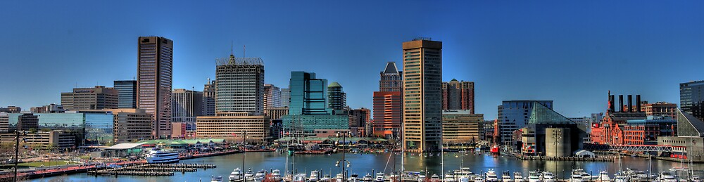 Baltimore by evtwal