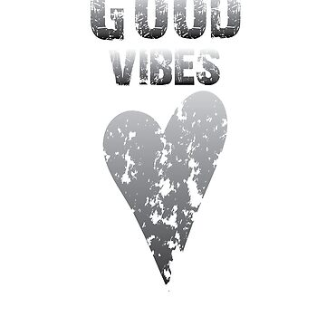 Good Vibes Big Heart by ElJimmo