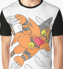 Pokemon: Torracat Graphic T-Shirt