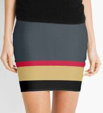 Vegas Home Leggings Mini Skirt