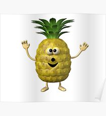 Ananas parodie for ananas lovers  Poster