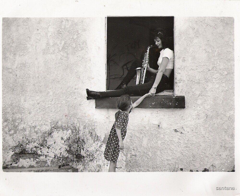 house by santana