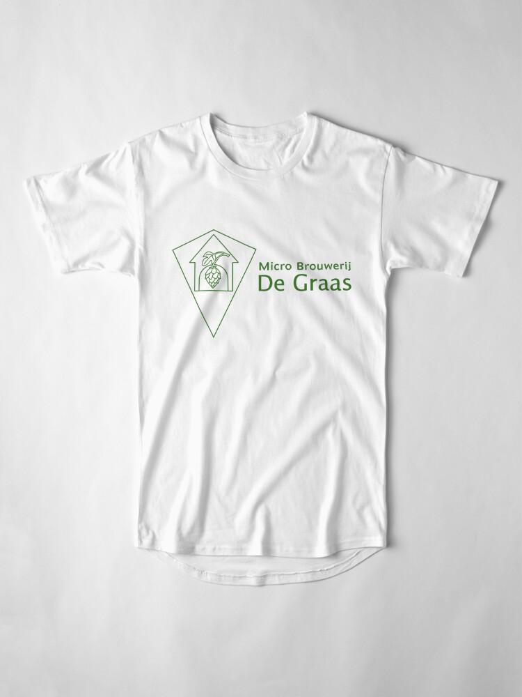 Alternate view of Micro Brouwerij De Graas Long T-Shirt