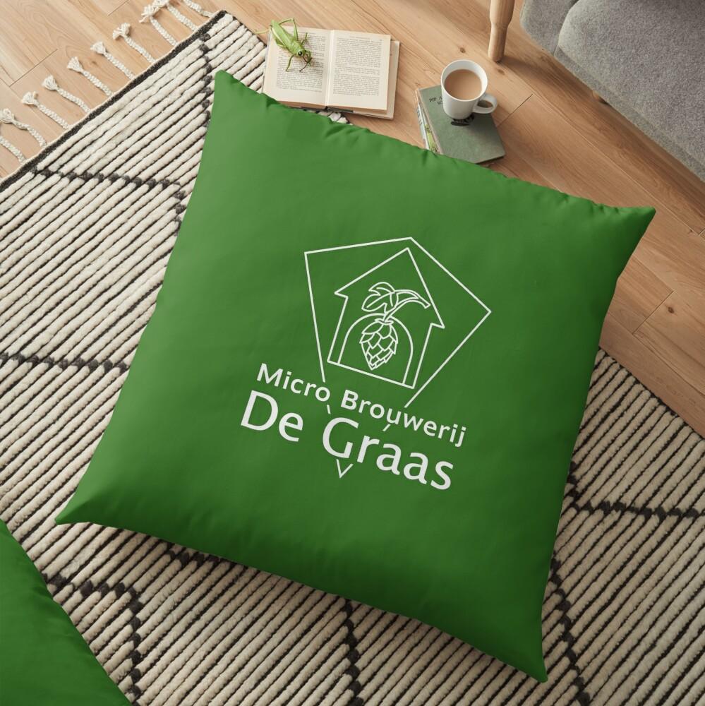 Micro Brouwerij De Graas Floor Pillow