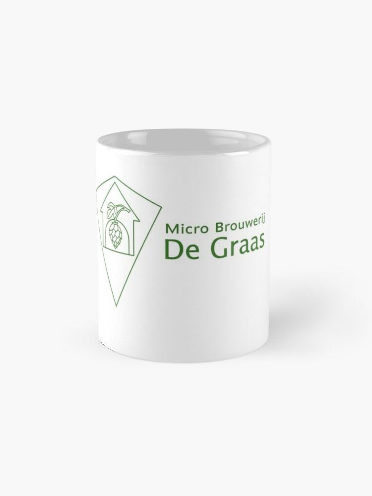 Alternate view of Micro Brouwerij De Graas Mug