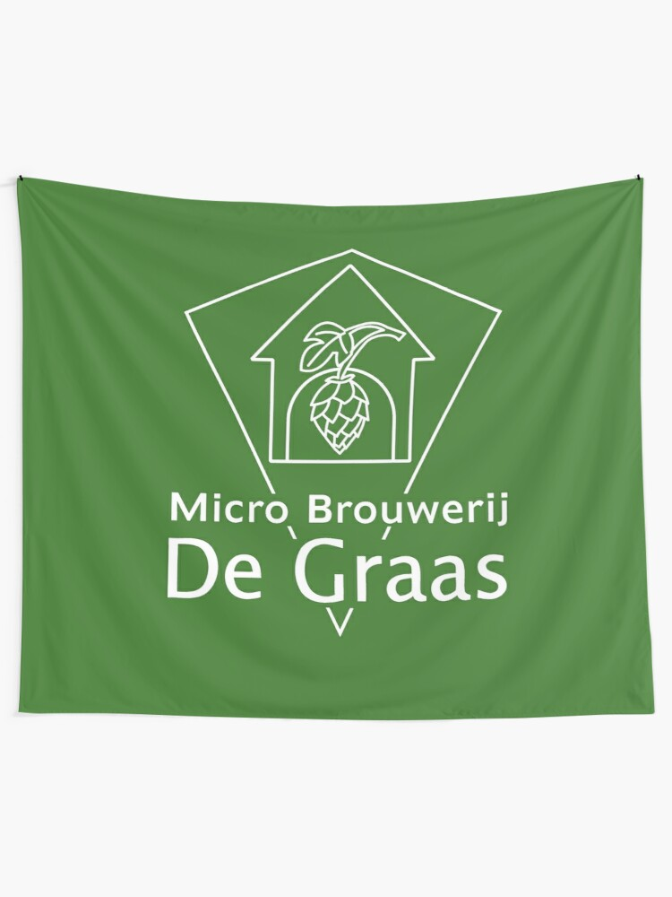 Alternate view of Micro Brouwerij De Graas Tapestry