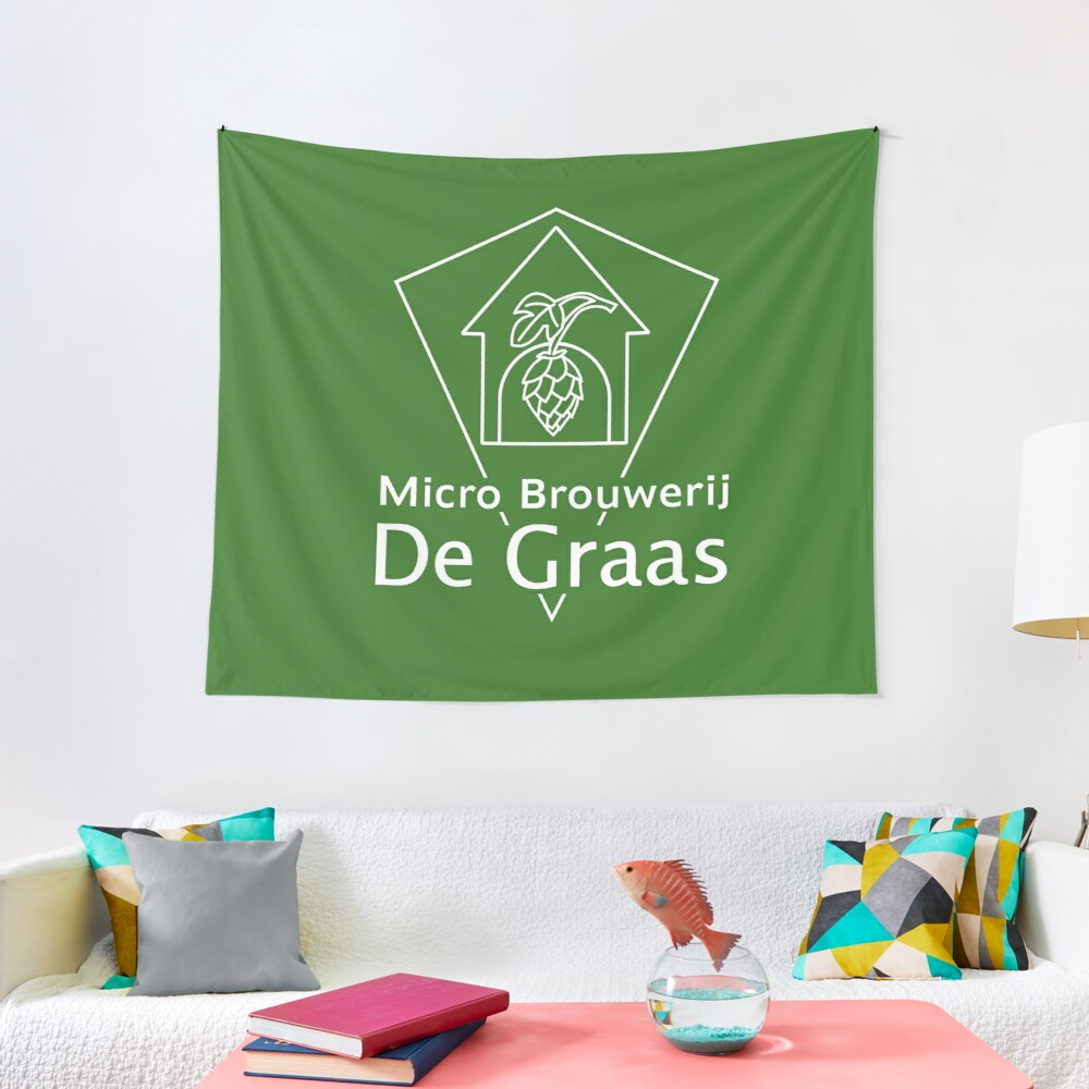 Micro Brouwerij De Graas Tapestry
