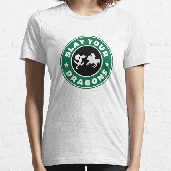 St George and the Dragon Essential T-Shirt