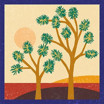Joshua Tree - Mojave Magic by challisandroos