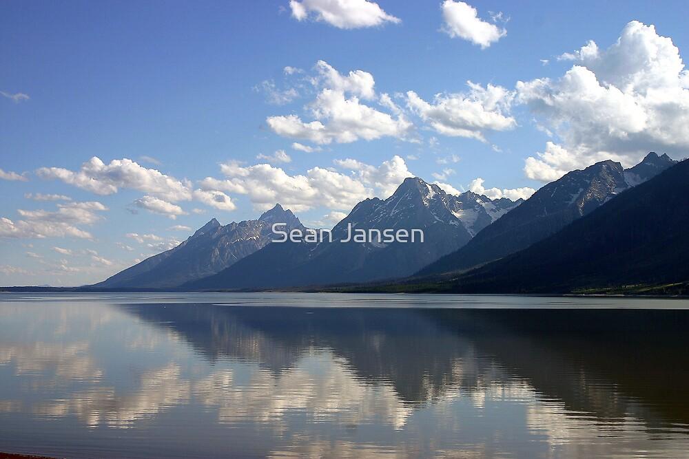 Grand Teton WY by Sean Jansen