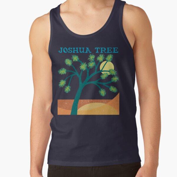 Joshua Tree - Desert Sand Tank Top