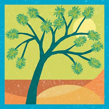 Joshua Tree - Desert Sand by challisandroos