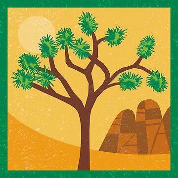 Joshua Tree - The Desert Rocks! by challisandroos