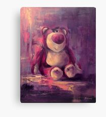 Lotso in Transylvania Canvas Print