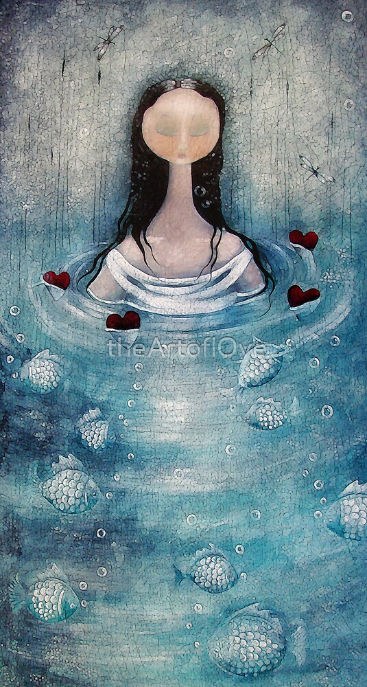lOve floats to the top  by theArtoflOve