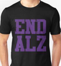 End ALZ Alzheimer's Unisex T-Shirt
