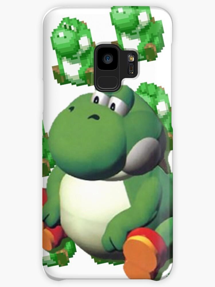 Big Yoshi Cases Skins For Samsung Galaxy By Superbluey2749