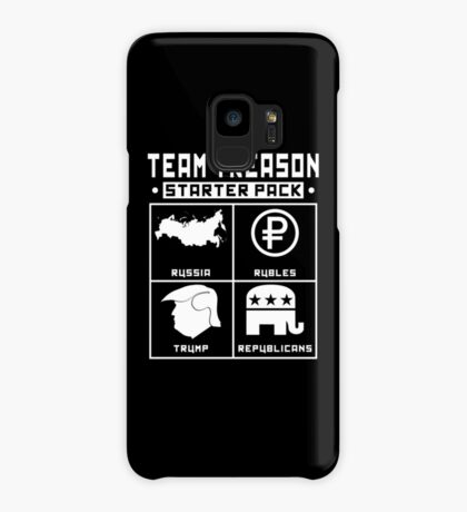 Team Treason Starter Pack Case/Skin for Samsung Galaxy
