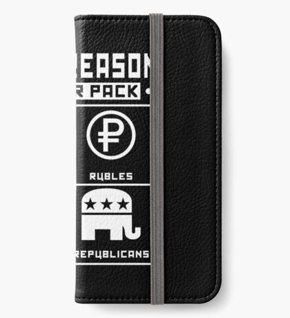 Team Treason Starter Pack iPhone Wallet