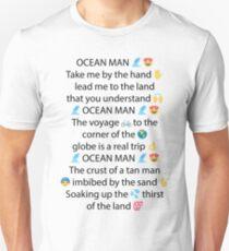 Ocean Man Slim Fit T-Shirt