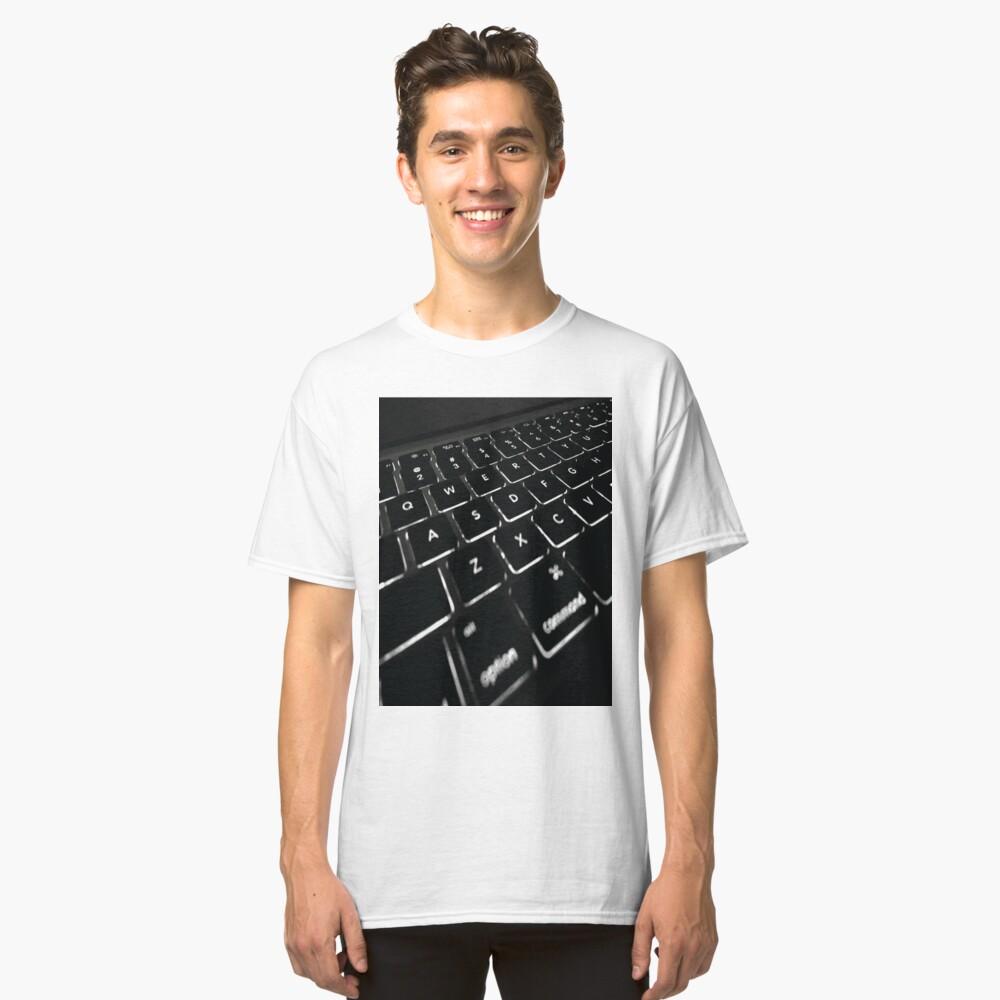 COMPUTER DISPLAY Pop Art Classic T-Shirt