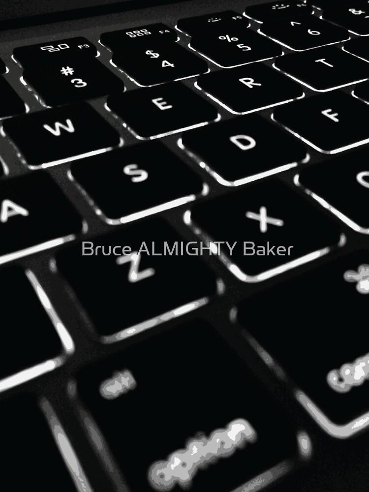 COMPUTER DISPLAY Pop Art by BruceALMIGHTY