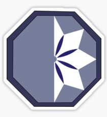 Mahouka Koukou No Rettousei Bloom Emblem Sticker