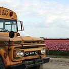 Flower bus by Jodi Webb