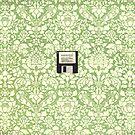 3 1/2 Inch Floppy Disk by Hollis Brown Thornton