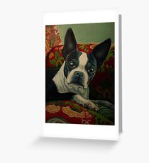 Time For Walkies? Greeting Card