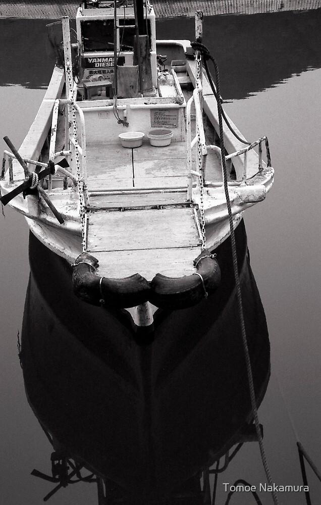 Fishing Boat by Tomoe Nakamura