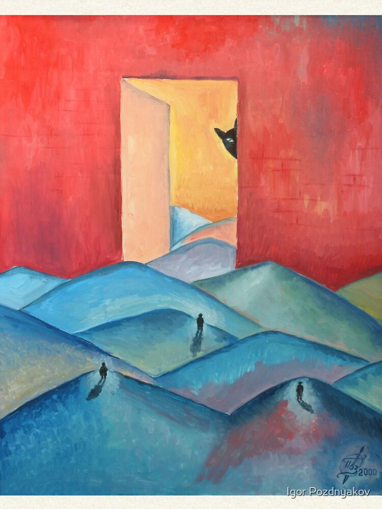 """Oil Painting - """"Stalker"""" Poster 2000 by IgorPozdnyakov"""