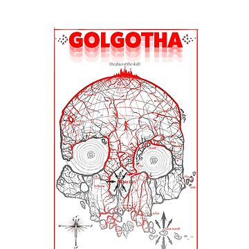 Golgotha by TheRedR