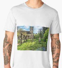 Shipton on Cherwell Church Men's Premium T-Shirt