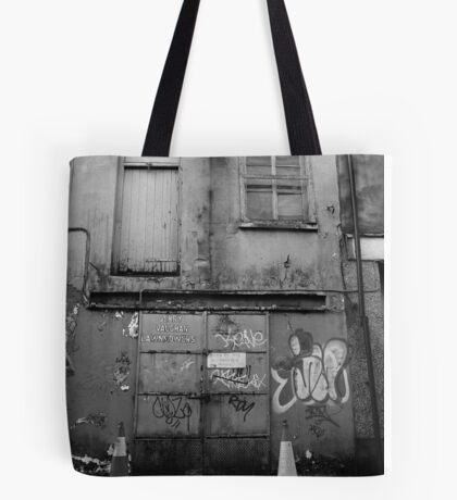 Jerry Vaughan LawnMowers Tote Bag