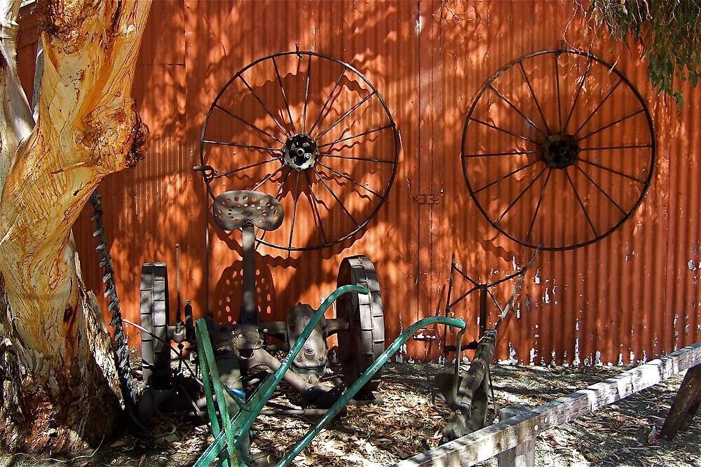 Wheels by Dean Wiles