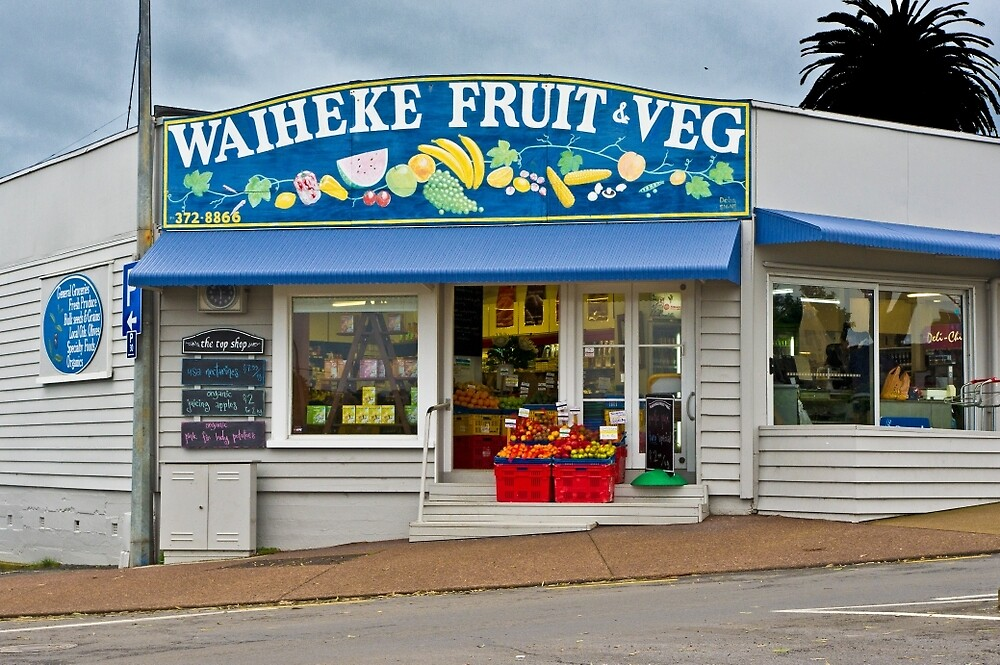 Waiheke Fruit and Veg by TonyCrehan