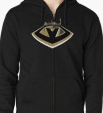 Vegas Golden Knights With Skyline Zipped Hoodie