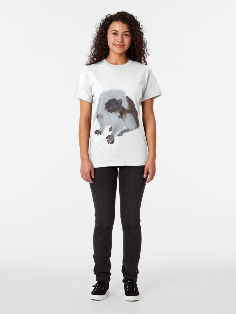 Alternate view of Lady Sasha Classic T-Shirt