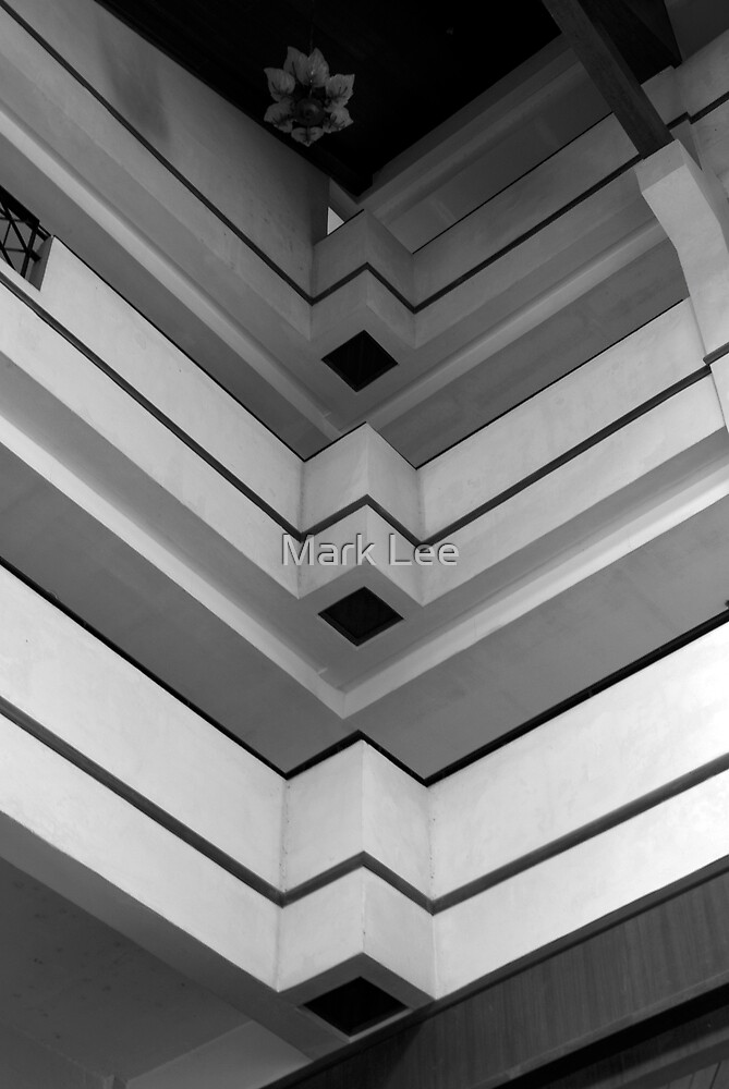 Square,Angle,Lines by Mark Lee