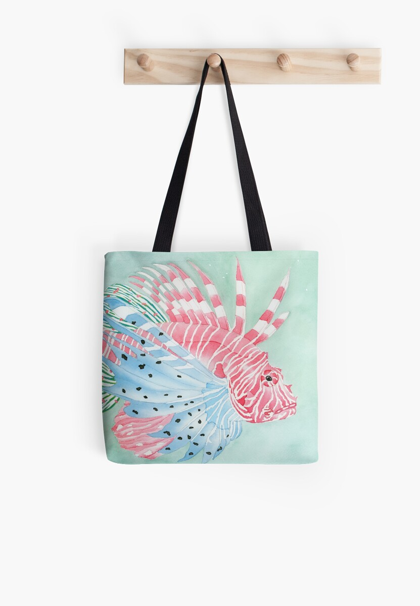 Lionfish by JGreeleyArt