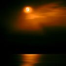 An Appearance Of The Moon by Vince Scaglione