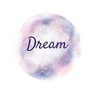 Dream Watercolor by Badwolfworks